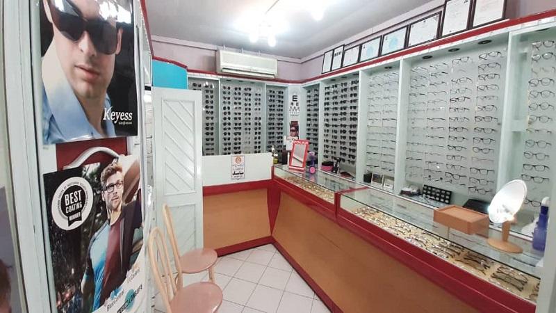 عینک سازی چهلستون